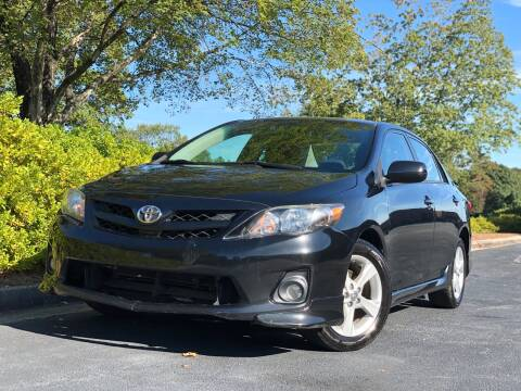 2013 Toyota Corolla for sale at William D Auto Sales in Norcross GA