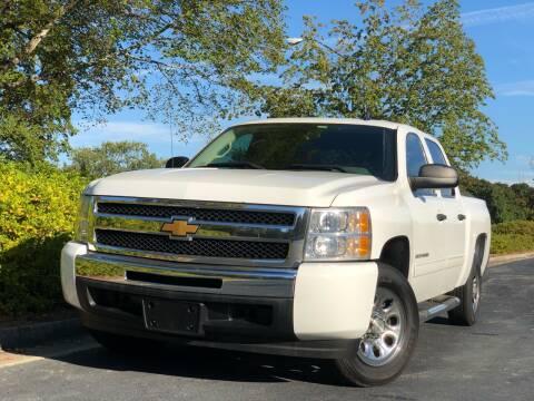 2010 Chevrolet Silverado 1500 for sale at William D Auto Sales in Norcross GA