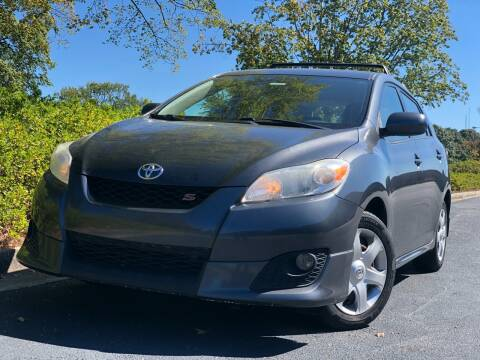 2009 Toyota Matrix for sale at William D Auto Sales in Norcross GA