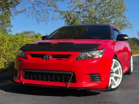 2013 Scion tC for sale at William D Auto Sales in Norcross GA