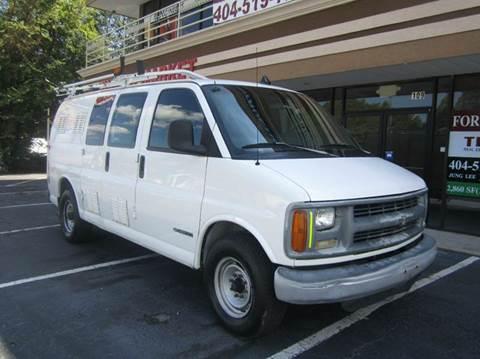 1999 Chevrolet Express Cargo for sale in Norcross, GA