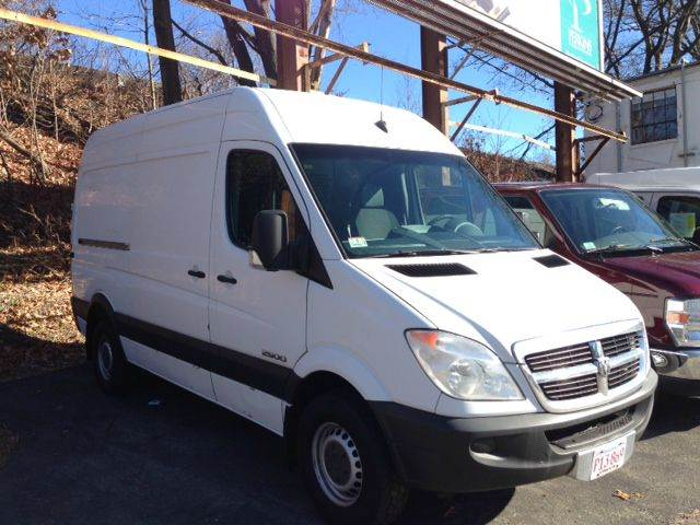 2008 Dodge Sprinter Cargo for sale at Autobahn East in Worcester MA