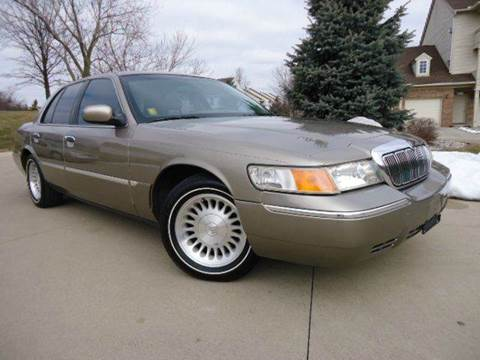 2002 Mercury Grand Marquis for sale at Auto Experts in Shelby Township MI