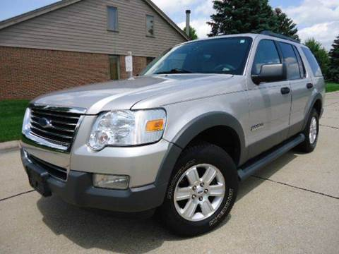 2006 Ford Explorer for sale at Auto Experts in Shelby Township MI
