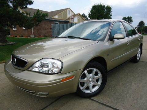 2000 Mercury Sable for sale at Auto Experts in Utica MI