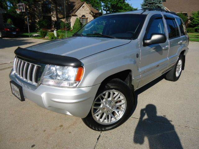2004 Jeep Grand Cherokee for sale at Auto Experts in Shelby Township MI