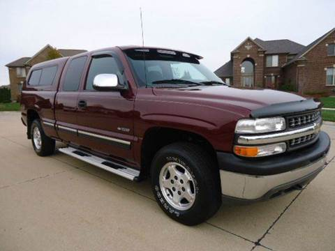 2001 Chevrolet Silverado 1500 for sale at Auto Experts in Shelby Township MI