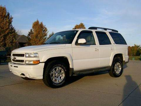 2004 Chevrolet Tahoe for sale at Auto Experts in Shelby Township MI