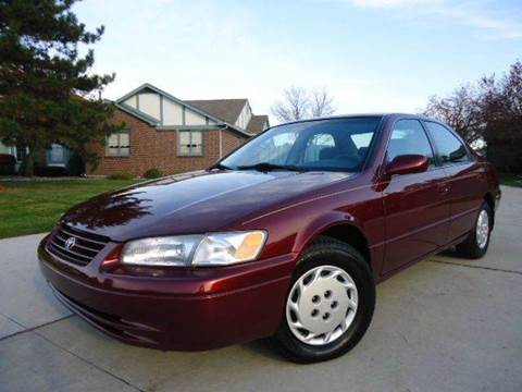 1999 Toyota Camry for sale at Auto Experts in Utica MI
