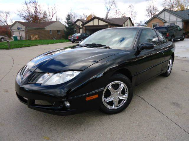 2003 Pontiac Sunfire Coupe In Shelby Township Mi Auto Experts