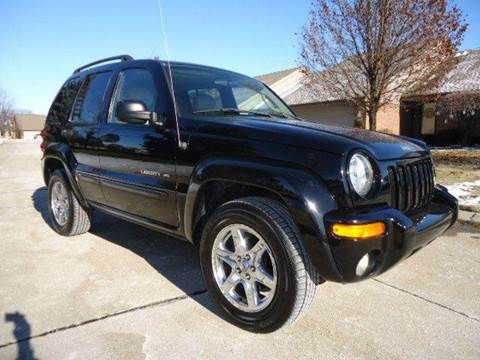 2003 Jeep Liberty for sale at Auto Experts in Shelby Township MI
