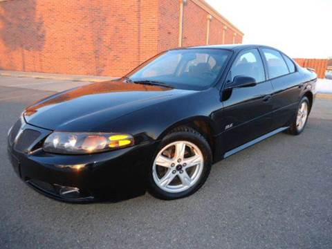 2005 Pontiac Bonneville for sale at Auto Experts in Shelby Township MI