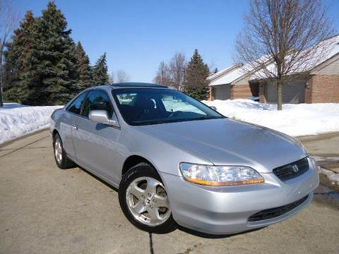 2000 Honda Accord for sale at Auto Experts in Shelby Township MI