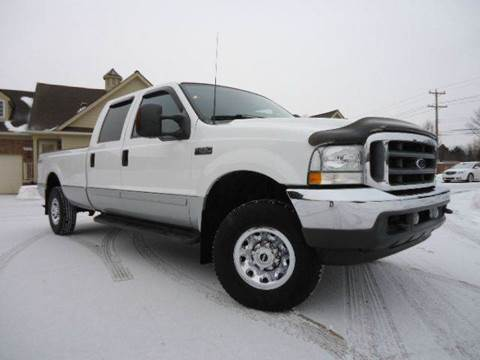 2003 Ford F-250 for sale at Auto Experts in Shelby Township MI