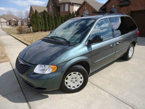 2004 Chrysler Town and Country for sale at Auto Experts in Shelby Township MI