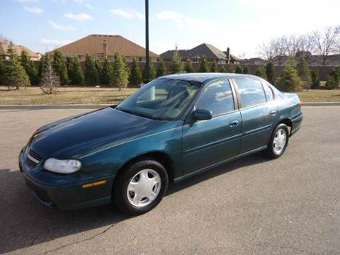 2000 Chevrolet Malibu for sale at Auto Experts in Shelby Township MI