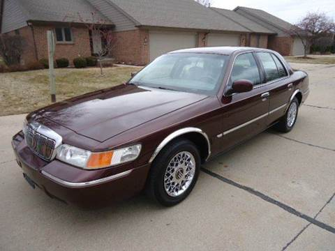 2001 Mercury Grand Marquis for sale at Auto Experts in Shelby Township MI