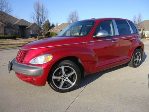 2002 Chrysler PT Cruiser for sale at Auto Experts in Shelby Township MI