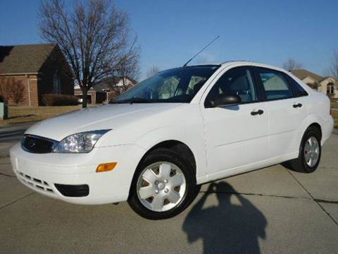 2007 Ford Focus for sale at Auto Experts in Utica MI