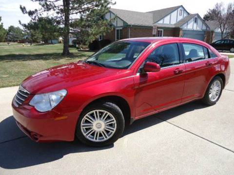 2007 Chrysler Sebring for sale at Auto Experts in Shelby Township MI