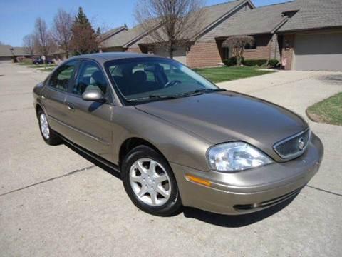 2002 Mercury Sable for sale at Auto Experts in Utica MI