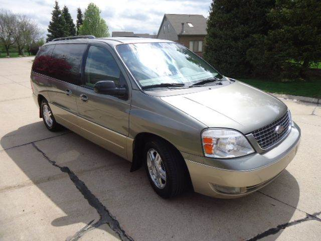 2005 Ford Freestar for sale at Auto Experts in Shelby Township MI