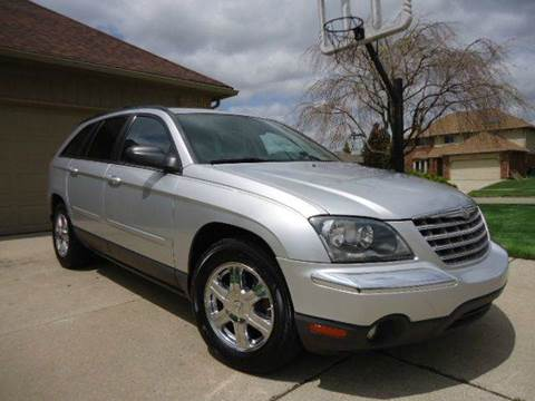 2004 Chrysler Pacifica for sale at Auto Experts in Shelby Township MI