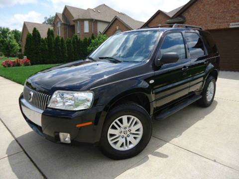 2005 Mercury Mariner for sale at Auto Experts in Shelby Township MI