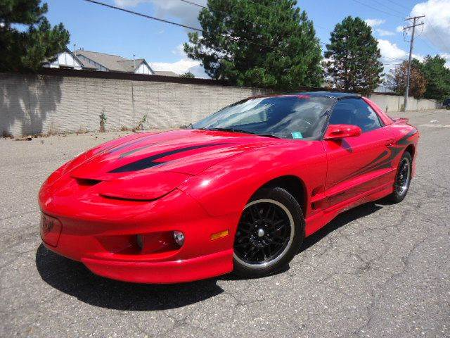 2001 Pontiac Firebird for sale at Auto Experts in Shelby Township MI