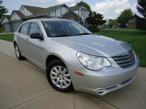 2009 Chrysler Sebring for sale at Auto Experts in Shelby Township MI