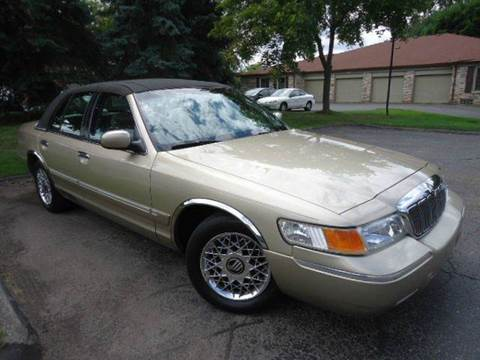 1999 Mercury Grand Marquis for sale at Auto Experts in Shelby Township MI