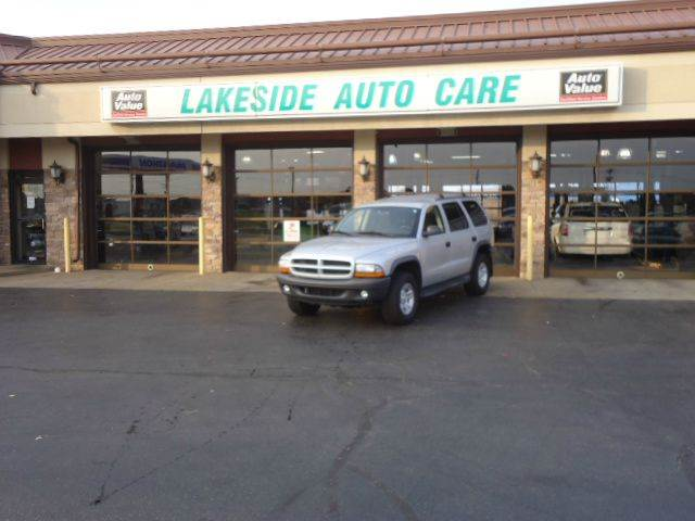 2003 Dodge Durango for sale at Auto Experts in Shelby Township MI