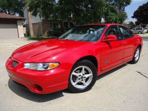 2003 Pontiac Grand Prix for sale at Auto Experts in Shelby Township MI