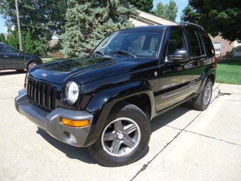 2004 Jeep Liberty for sale at Auto Experts in Utica MI