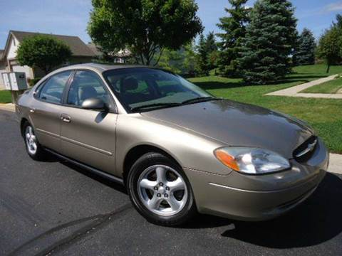 2003 Ford Taurus for sale at Auto Experts in Shelby Township MI