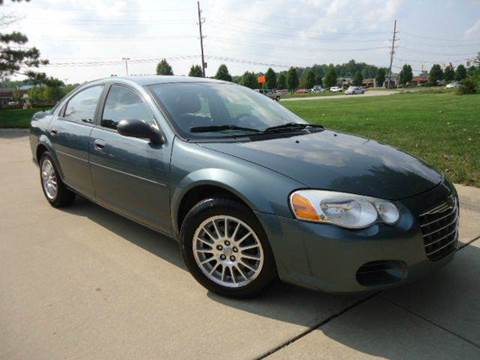 2005 Chrysler Sebring for sale at Auto Experts in Shelby Township MI