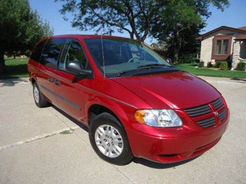 2007 Dodge Grand Caravan for sale at Auto Experts in Shelby Township MI