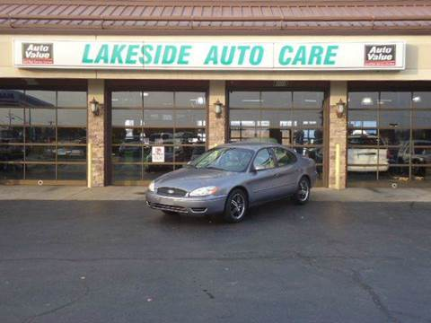 2007 Ford Taurus for sale at Auto Experts in Shelby Township MI