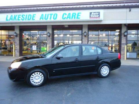 2006 Chevrolet Malibu for sale at Auto Experts in Shelby Township MI