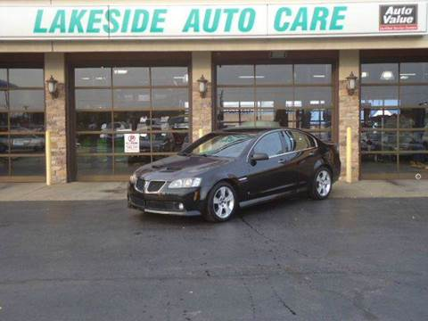 2008 Pontiac G8 for sale at Auto Experts in Shelby Township MI