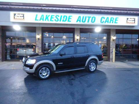 2008 Ford Explorer for sale at Auto Experts in Shelby Township MI