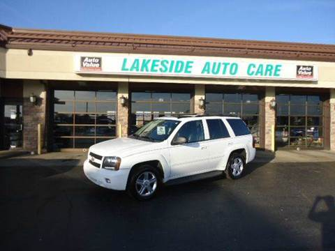 2008 Chevrolet TrailBlazer for sale at Auto Experts in Shelby Township MI