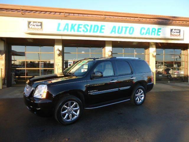 2008 GMC Yukon for sale at Auto Experts in Utica MI