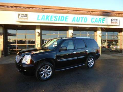 2008 GMC Yukon for sale at Auto Experts in Shelby Township MI