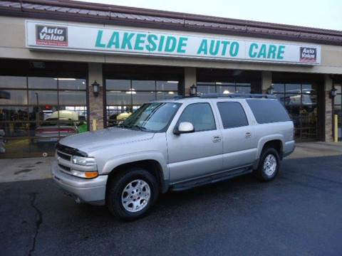 2004 Chevrolet Suburban for sale at Auto Experts in Shelby Township MI