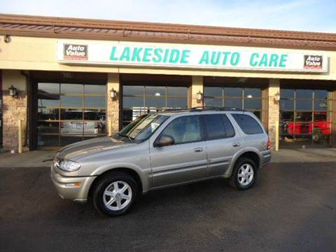 2002 Oldsmobile Bravada for sale at Auto Experts in Shelby Township MI