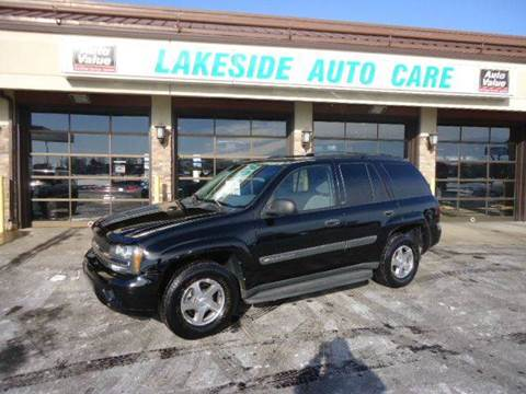 2004 Chevrolet TrailBlazer for sale at Auto Experts in Shelby Township MI
