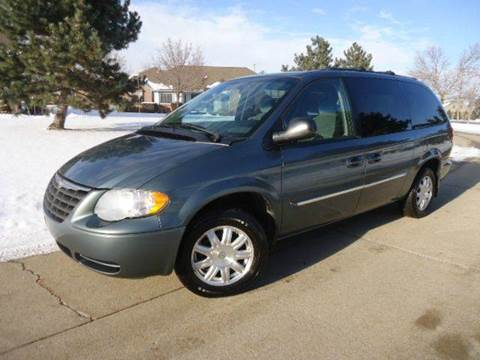 2005 Chrysler Town and Country for sale at Auto Experts in Shelby Township MI