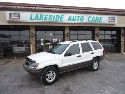 2003 Jeep Grand Cherokee for sale at Auto Experts in Shelby Township MI