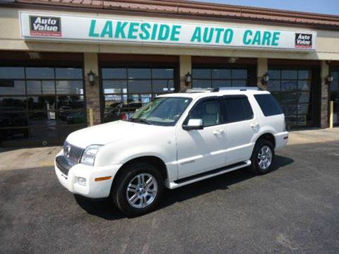 2008 Mercury Mountaineer for sale at Auto Experts in Shelby Township MI